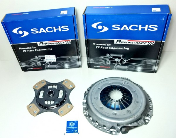 Sachs Performance Kupplung Audi A4 B6 1.8T Sinter Einmassenschwungrad EMS