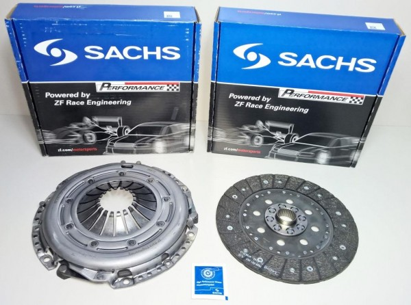Sachs Performance Kupplung Audi A4 B8 2.0 TFSI