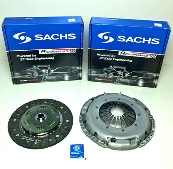 Sachs Performance Kupplungskit Organisch 228mm 02A VR6 G60 16V