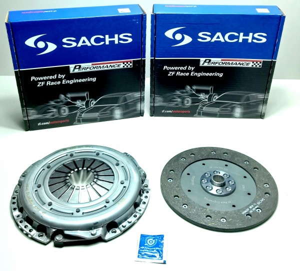 Sachs Performance Kupplung VW Golf 7 VII  2.0 R 4Motion